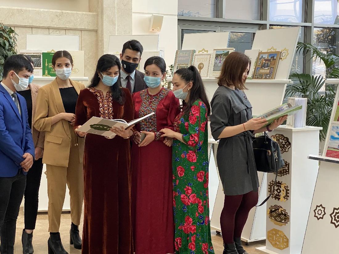 В Посольстве Туркменистана прошел брифинг